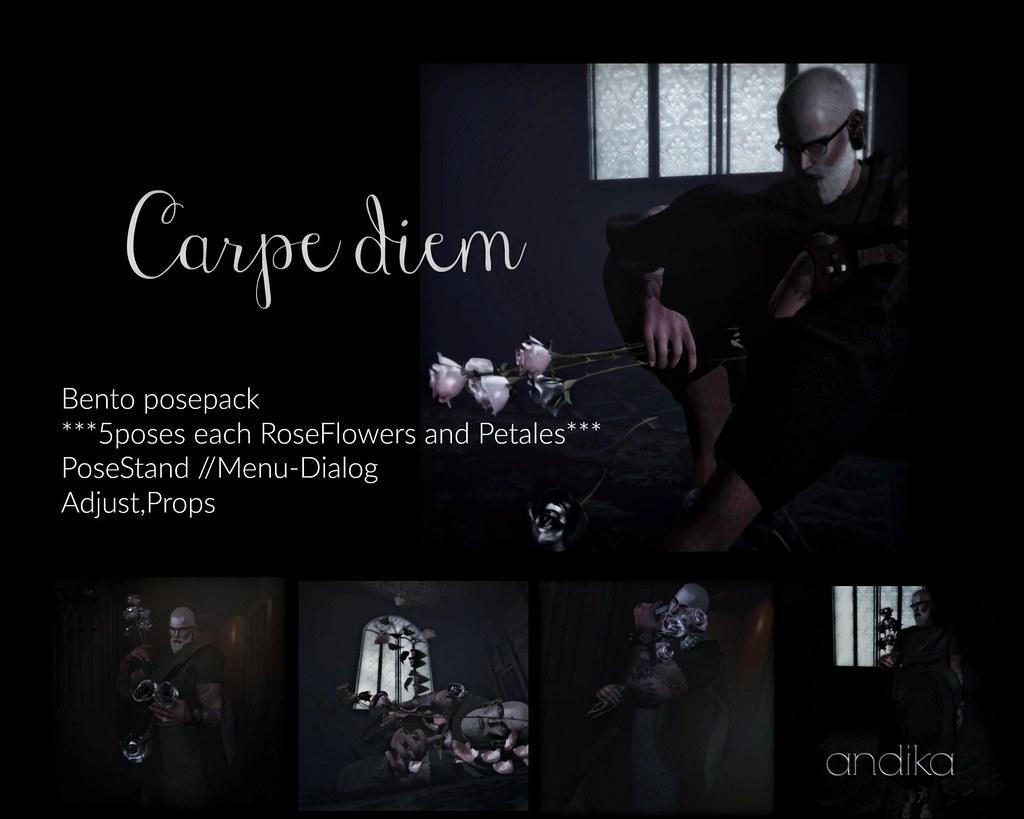 andika[[Carpe diem]]Him Bento Posepack-AD - TeleportHub.com Live!