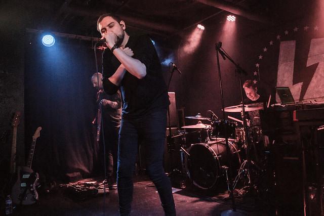 The Twilight Sad @ U St Music Hall, Washington DC, 11/03/2018