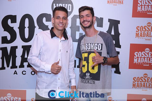 Léo Santana - Sossega Madalena