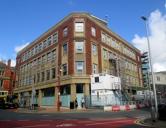 Art Deco Building in Blackpool
