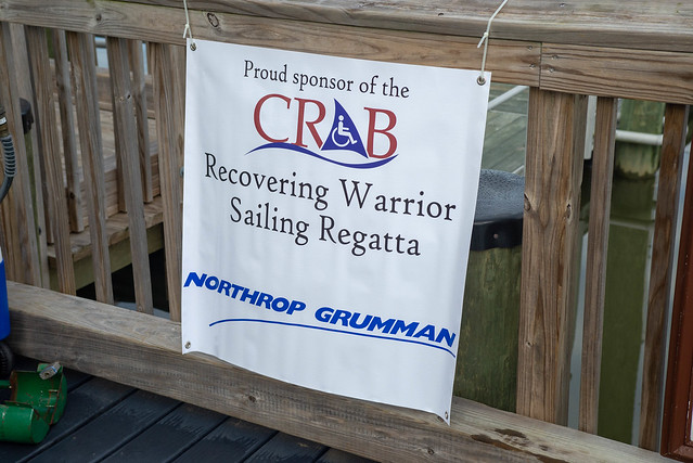 CRAB Recovering Warrior Regatta - 9/29/2018