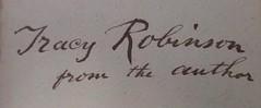 Penn Libraries PS3201 1876: Inscription