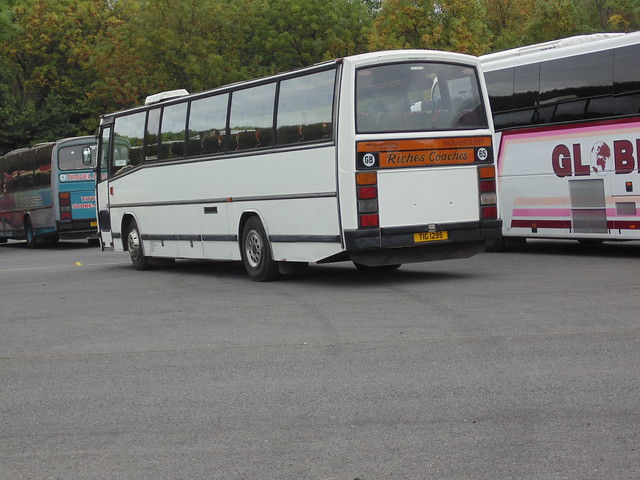 Jubilee Coaches of Rollesby, Sony DSC-H200