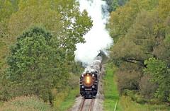 Here Comes the Steam Train