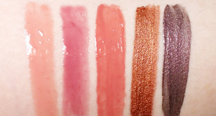 hard candy lip love swatches