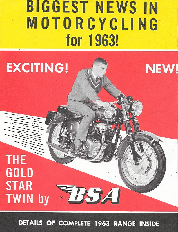 1963 BSA 1
