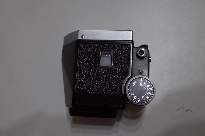 Nikon F フォトミックFTN上