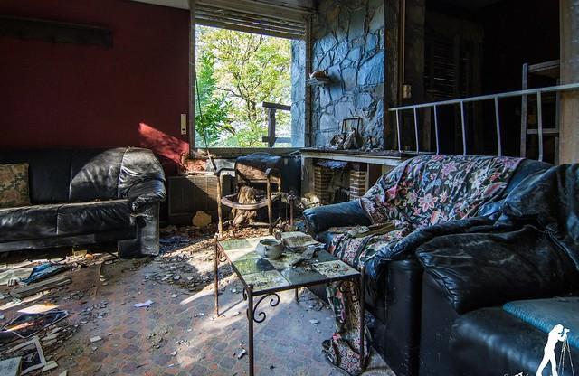 Lost Places: Das weiße Haus