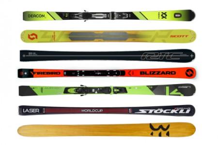 Jak vybrat sjezdové lyže - Lyžařské vybavení - Články o lyžování ... 2e94dd539ae