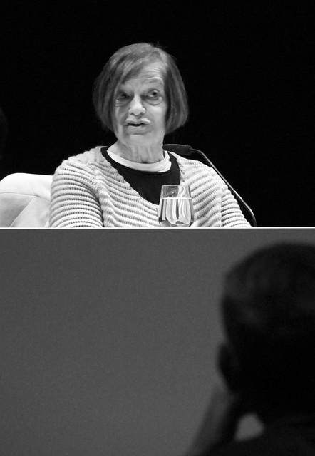 TODO ES PINTURA - ENCUENTRO DE TERESA GANCEDO CON ANTONIO GAMONEDA & MANUEL OLVEIRA - MUSAC 28.10.18