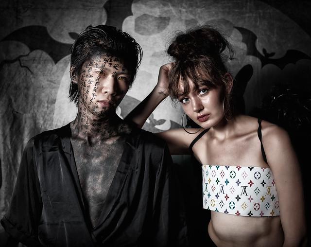 The Faces Of Fashion, Fujifilm X-T2, XF23mmF1.4 R