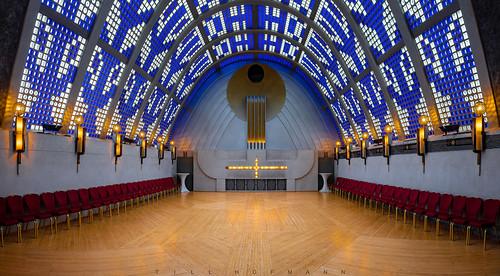 Himmelsaal, Haus Atlantis, Bremen