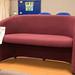 Two seater tub sofa E135