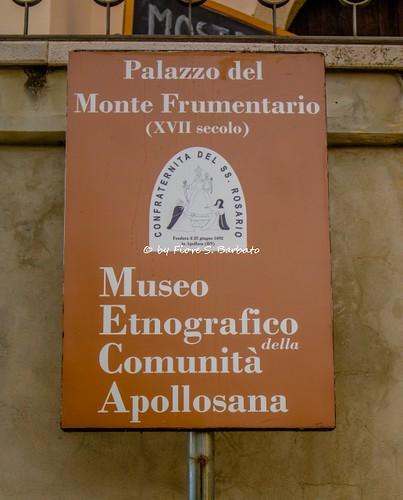 Apollosa (BN), 2018, Il Monte Frumentario.