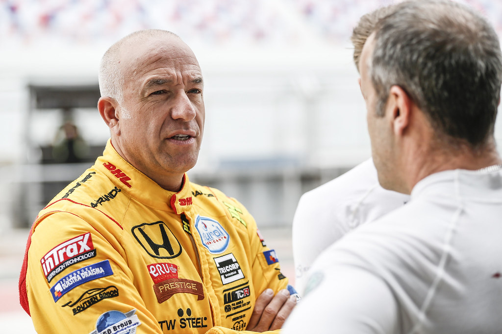 CORONEL Tom, (nld), Honda Civic TCR team Boutsen Ginion Racing, portrait during the 2018 FIA WTCR World Touring Car cup of China, at Ningbo  from September 28 to 30 - Photo Jean Michel Le Meur / DPPI
