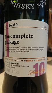 SMWS 46.66 - The complete package
