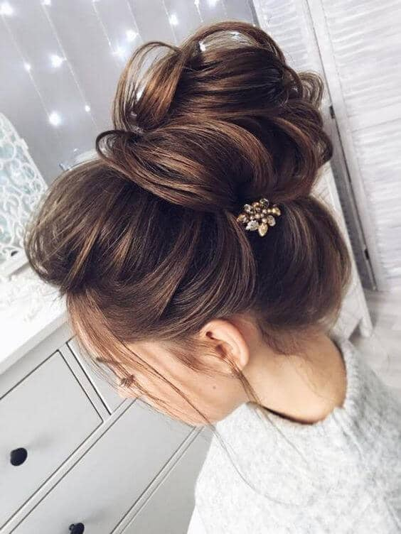 Best Adorable Bun Hairstyles 2019-Inspirations That 1
