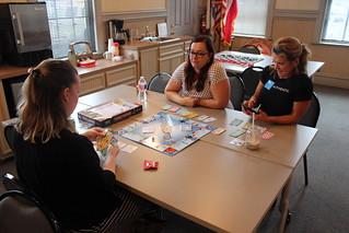 Welcome Council Social: Board Game & Bonding