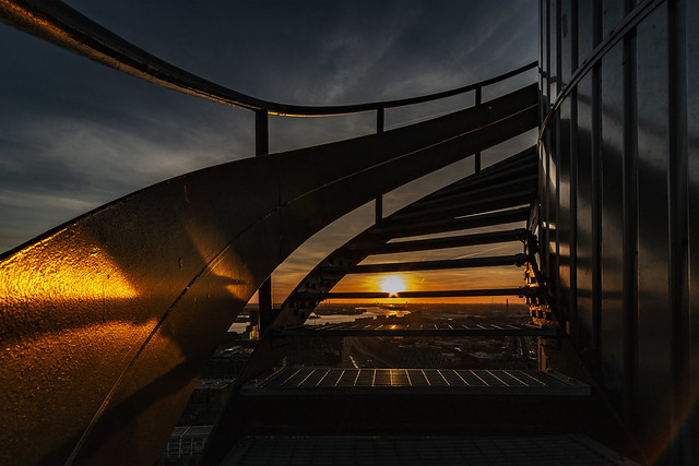Sunset, Canon EOS 70D, Canon EF-S 10-22mm f/3.5-4.5 USM