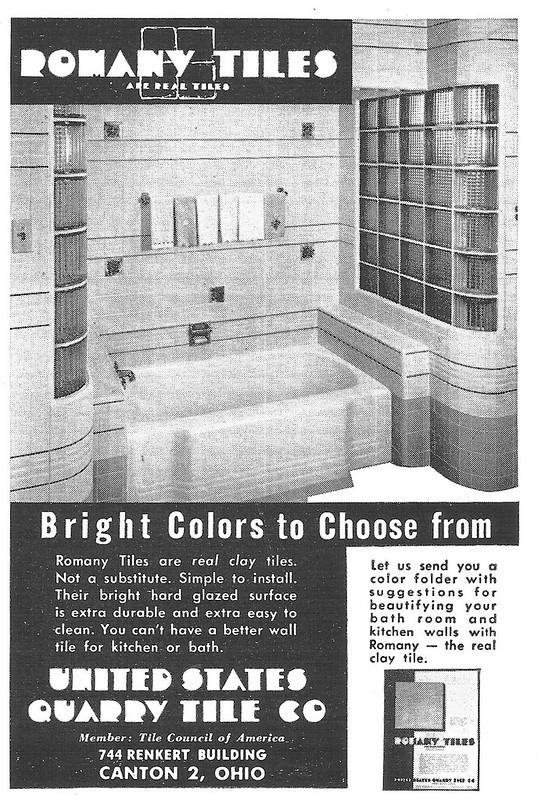 Romany Tiles 1949