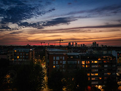 Sunset-Milan