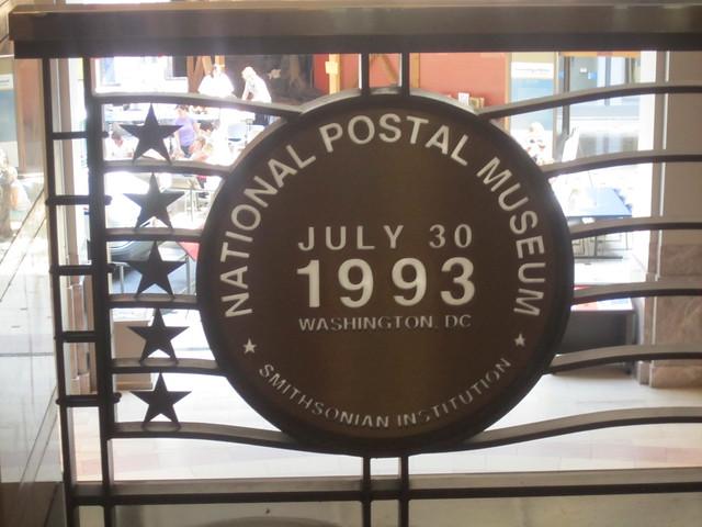 Smithsonian National Postal Museum, Wasington, D.C.