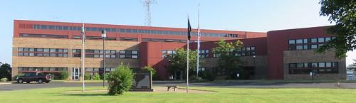 Burnett County Courthouse (Siren, Wisconsin)