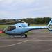 G-KLNP Eurocopter EC120B, Quinto Crane and Plant Ltd, Gloucestershire Airport, Staverton, Gloucestershire
