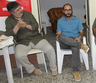 Vito Carrieri e Modesto De Girardis
