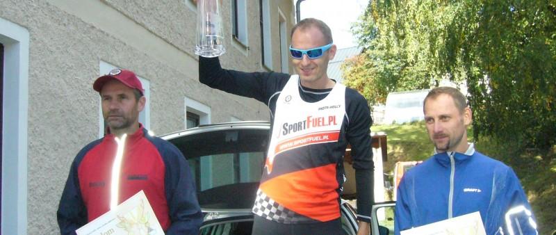 Polák Holly a Vejběrová vyhráli horskou silniční desítku okolo Sedloňova