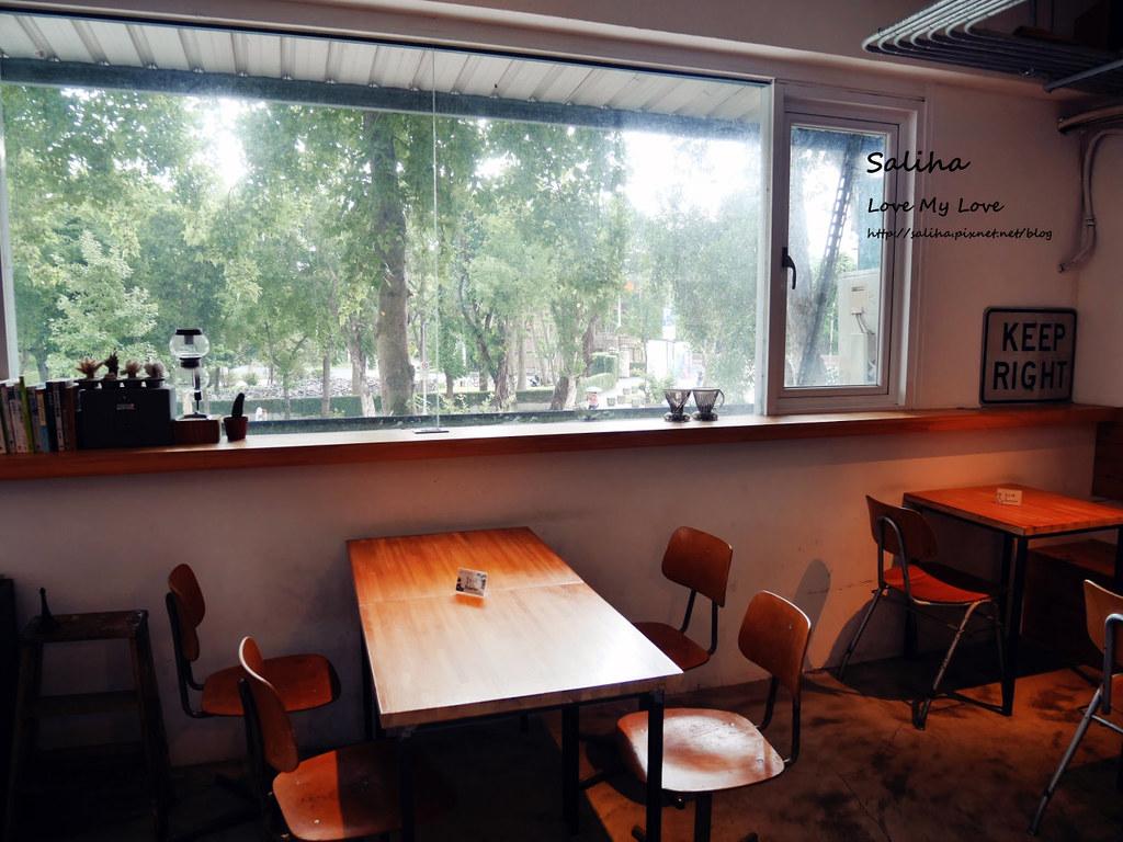 台北公館站台大附近新生南路imperfect cafe不限時讀書咖啡廳 (1)