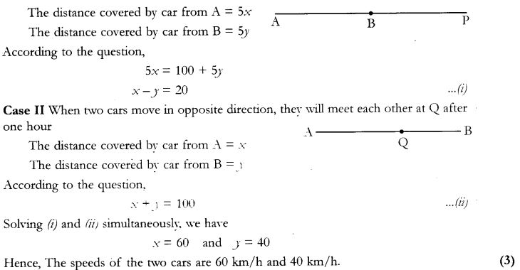 CBSE Sample Papers for Class 10 Maths Paper 9 25