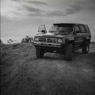 Off-road Los Pozos