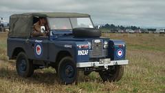 1964 Landrover 88.