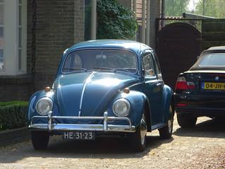 """1964 Volkswagen 1200 Deluxe """"Kever"""""""