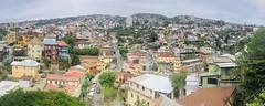 Overlooking Valparaíso
