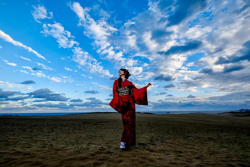 Queen of dunes (Cocoro)