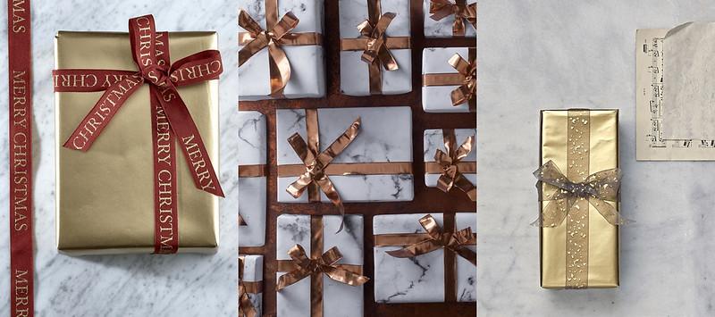 Christmas Cox & Cox Ribbons