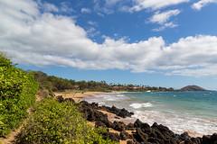 Shoreline Maui Hawaii