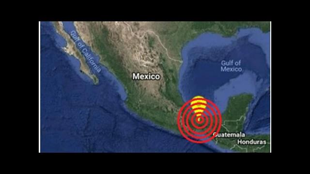 Reportan sismo de magnitud 4.1 en Veracruz