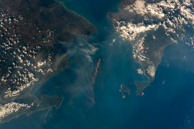 Krakatoa volcano | Krakatau Vulkan