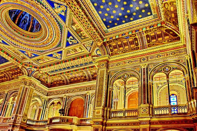 Valencia, Neo Byzantine Concert Hall