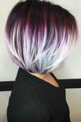 How To Style Short Ombre Hairstyles 2019