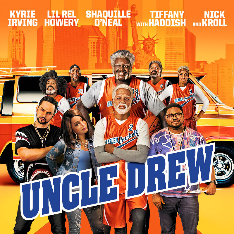 Uncle Drew (plus Bonus Features)