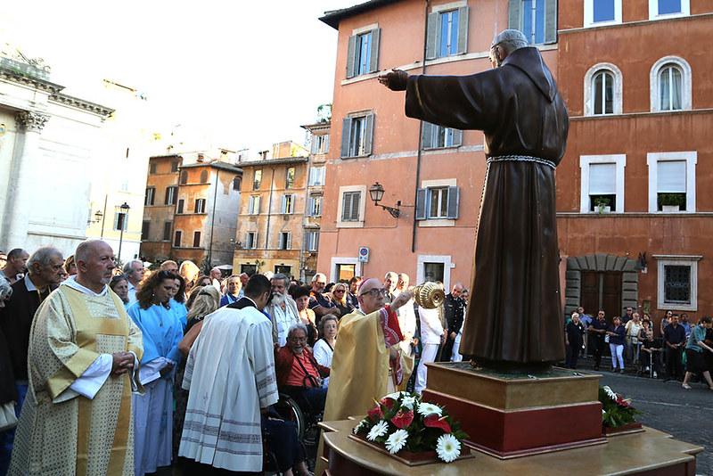 Celebrazioni S. Pio da Pietrelcina