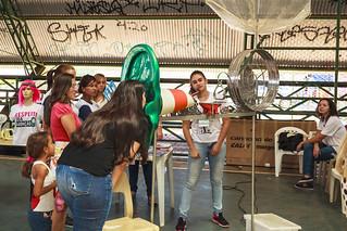 25-09-2018 - Feira de Saúde do HUB atrai 700 pessoas no Itapoã