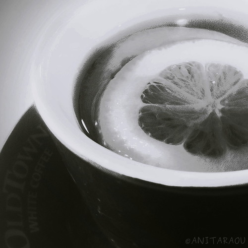 Lemon Tea | Anita