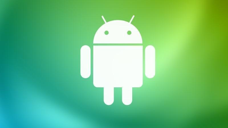 Logo Sistem Operasi Android.