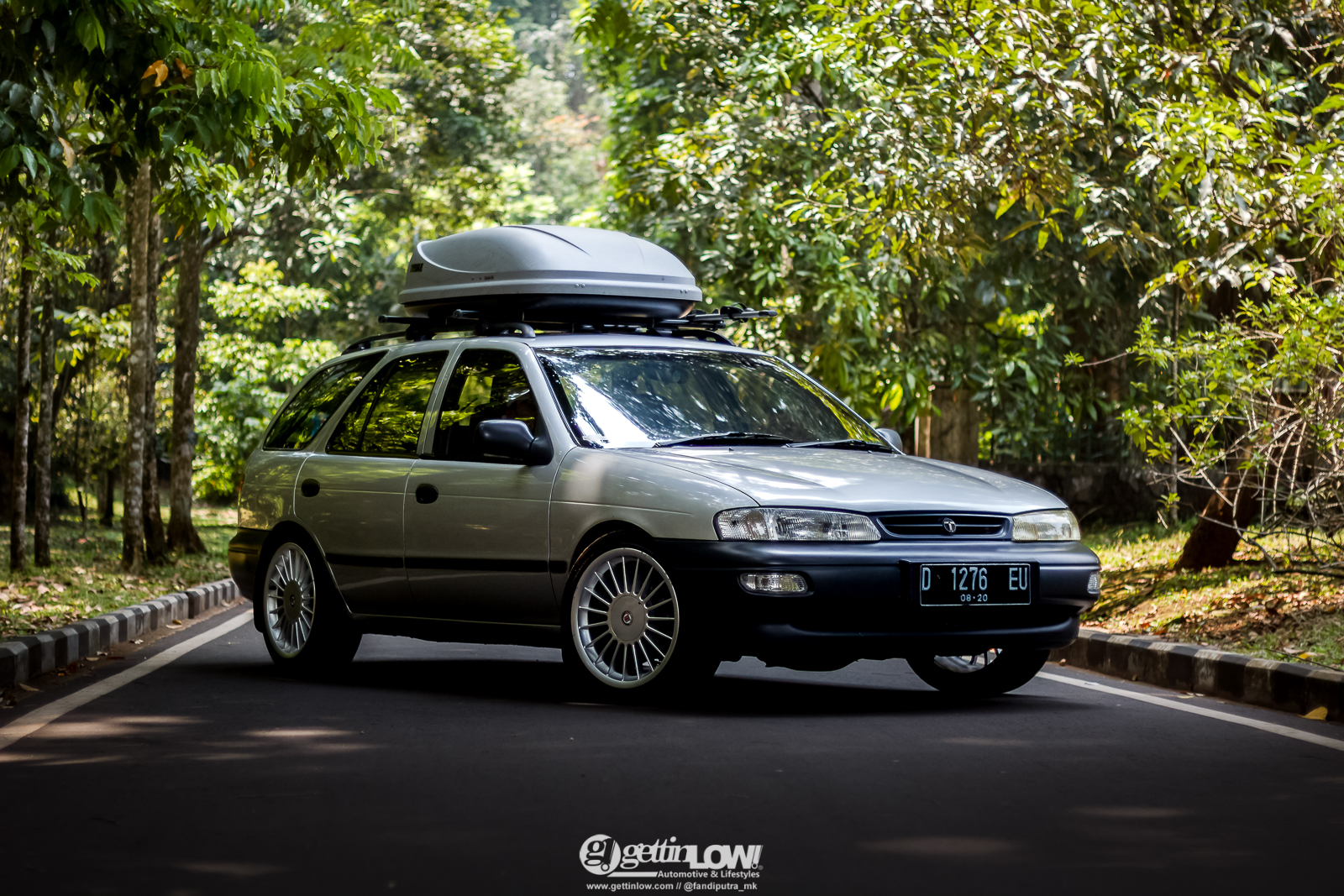Timor Stationwagon