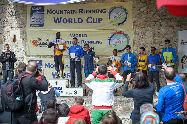 The Smarna Gora Race - 2018 Mountain Running World Cup Final